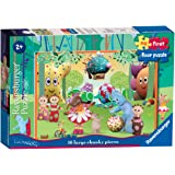 Ravensburger 7345 My First Floor Puzzle In The Night Garden Jigsaw Puzzles - 16 Pieces