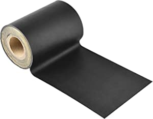 Leather Repair Tape, Self-Adhesive Leather Repair Patch for Sofas, Car Seats, Handbags,Furniture, Drivers Seat,Black, 4 X 120 Inch