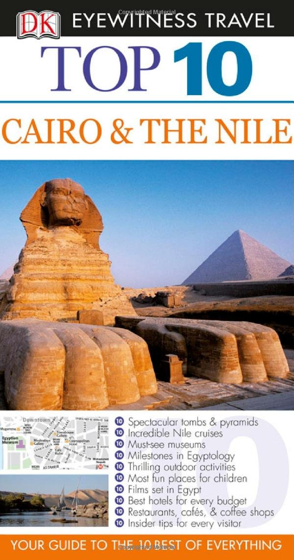 Top 10 Cairo and the Nile (Eyewitness Top 10 Travel Guides) by Brand: DK Travel
