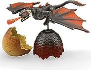 Mega Brands GMN99 Game of Thrones: Drogon Building Set - Mega Construx, Multicolor
