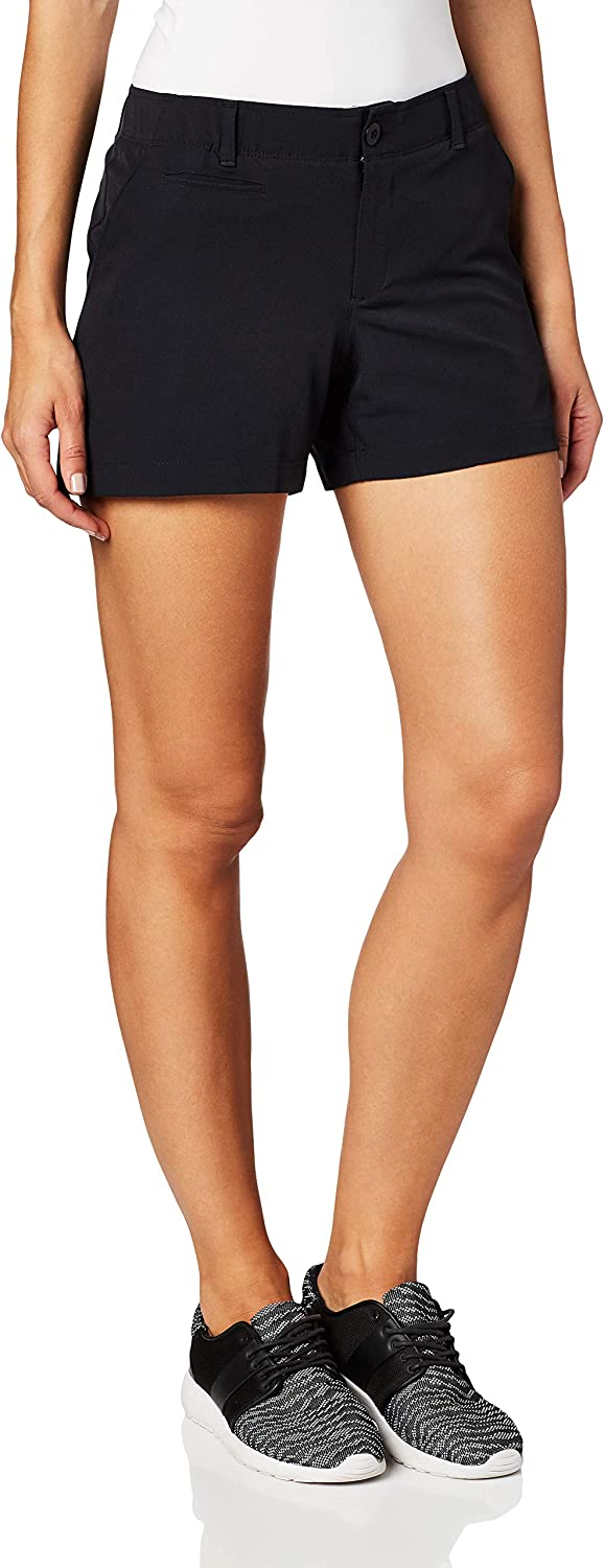 Under Armour Links Shorty 4in Pantal/ón Corto Mujer