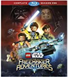 Lego Star Wars: The Freemaker Adventures [Blu-ray]