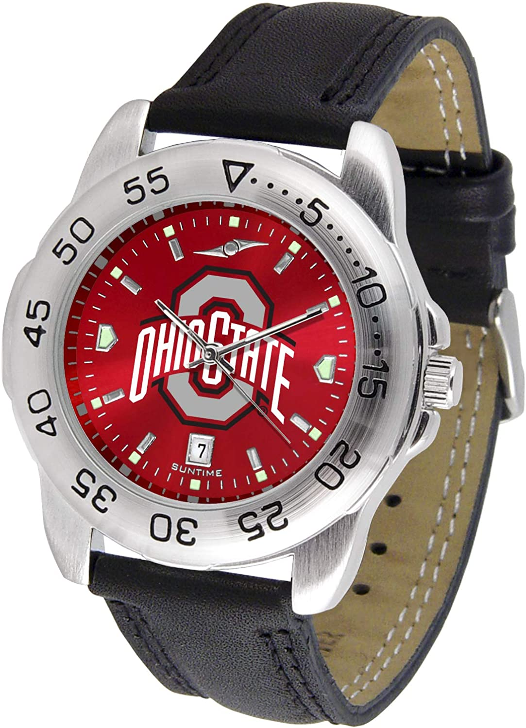 Ohio State Buckeyes - Men's Sport AnoChrome Watch