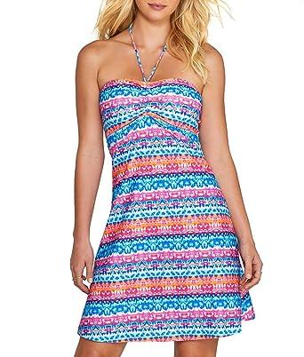 9b000ee0d9 Freya Womens Cuban Crush Swim Dress, M, Multi: Amazon.co.uk: Clothing