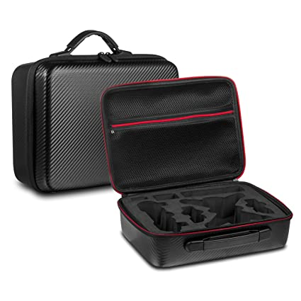 New Waterproof Case Portable Hand Bag Carrying Suitcase for DJI Spark Drone