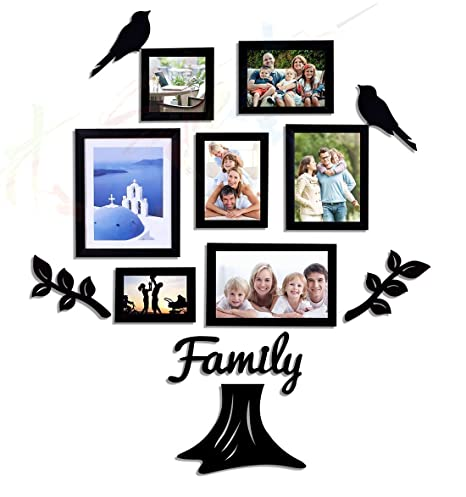 Buy Painting Mantra Art Street Family Tree Set Of 7 Individual