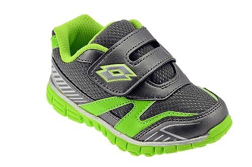 Lotto Zenith VI INF S, Zapatillas de Running Niños: Amazon.es: Zapatos y complementos