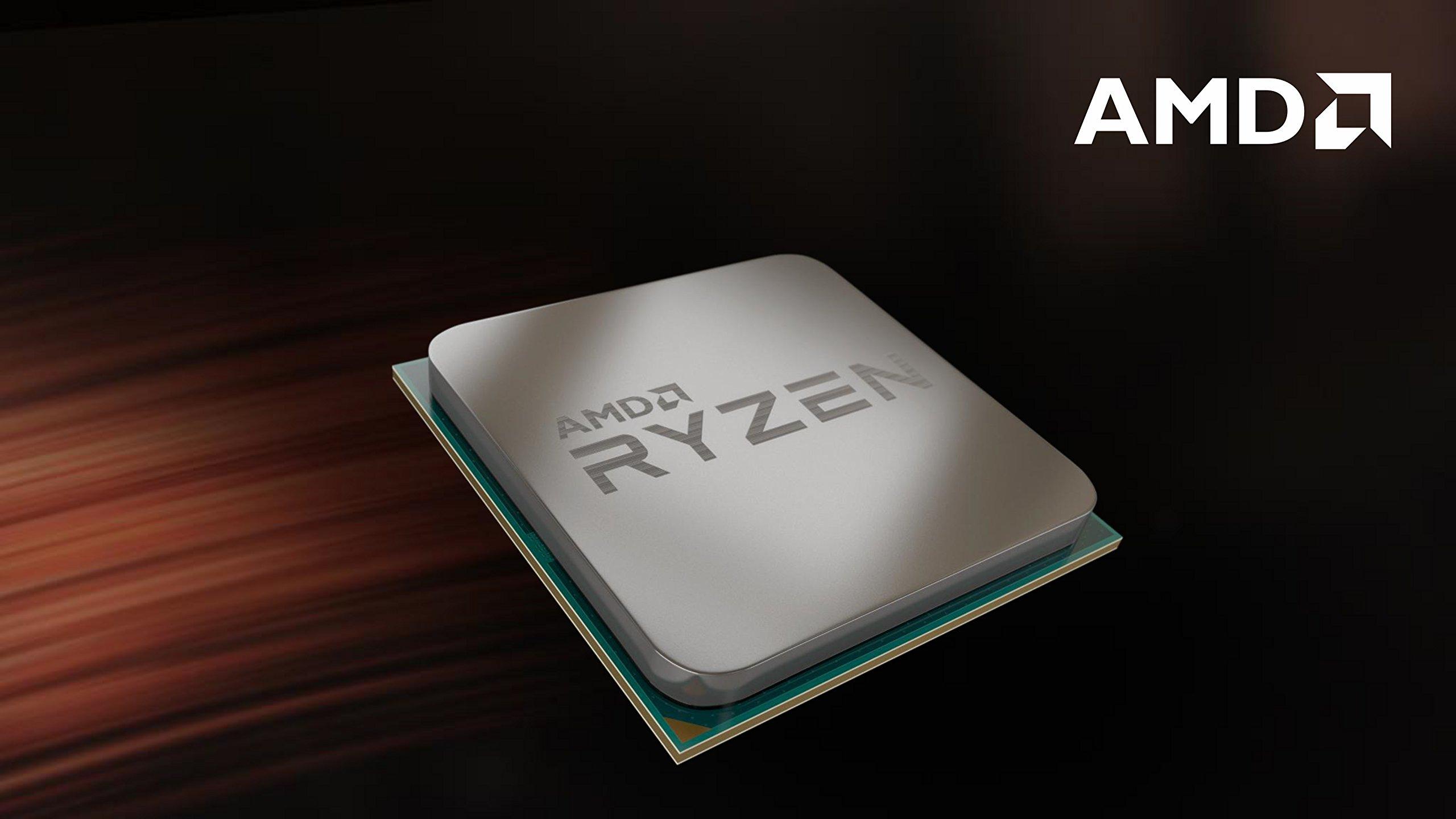 AMD Ryzen 5 1600X Processor (YD160XBCAEWOF) by AMD