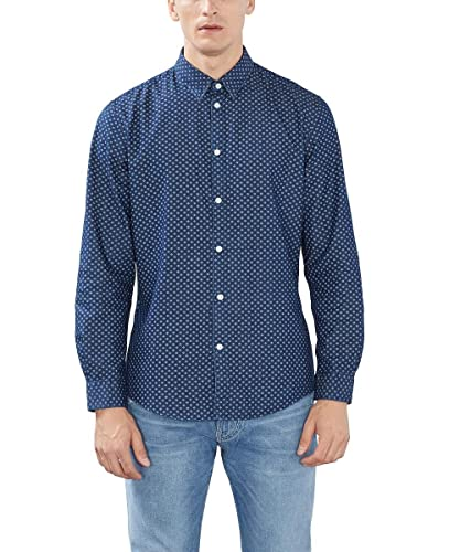 ESPRIT Collection Herren Businesshemd