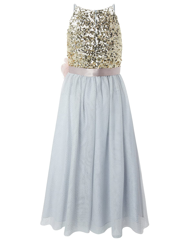 Amazon.com: Monsoon Honor Maxi Dress - 5 Years: Clothing