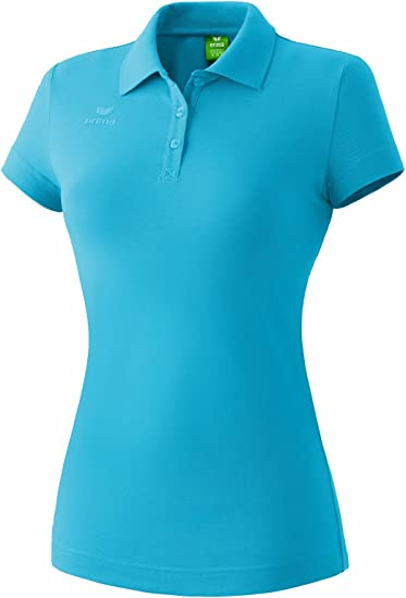 erima Teamsport Camiseta Polo de Golf, Mujer: Amazon.es: Ropa y ...