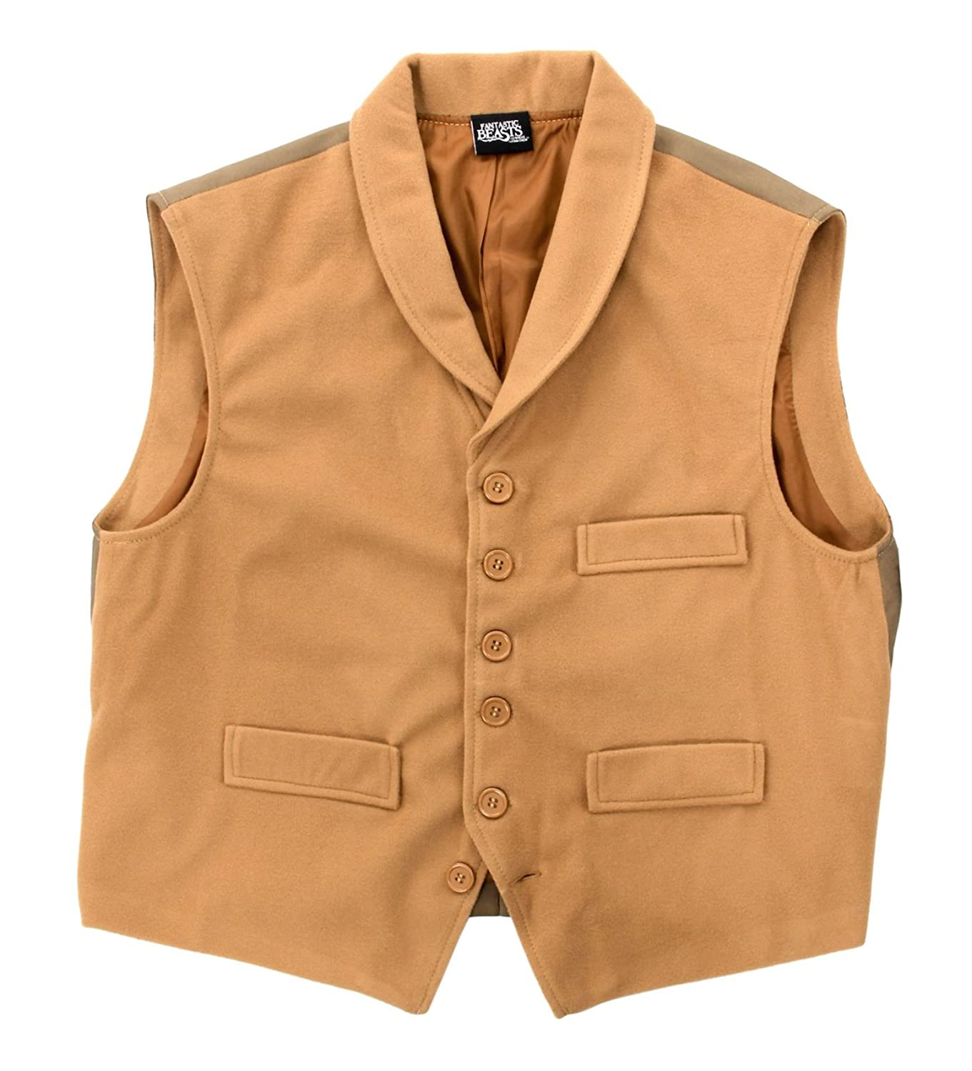 Fantastic Beasts and Where to Find Them Newt Scamander Vest