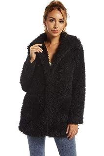 Choose SZ//Color Trina Turk Women/'s Roma Faux Fur Jacket
