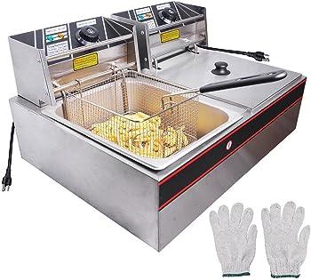 Generic 5000W Commercial Deep Fryer