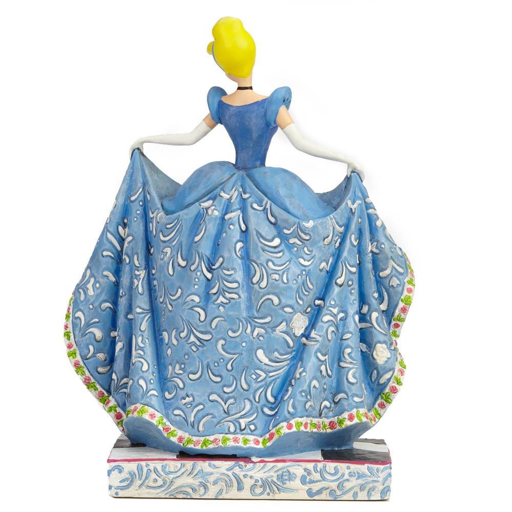 Disney Traditions by Jim Shore Cinderella Figurine Romantic Waltz 4007216