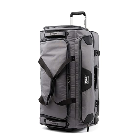 6db4cb1e66f3 Image Unavailable. Image not available for. Colour  Travelpro Bold 30 quot  Duffle  Bag with Drop Bottom ...