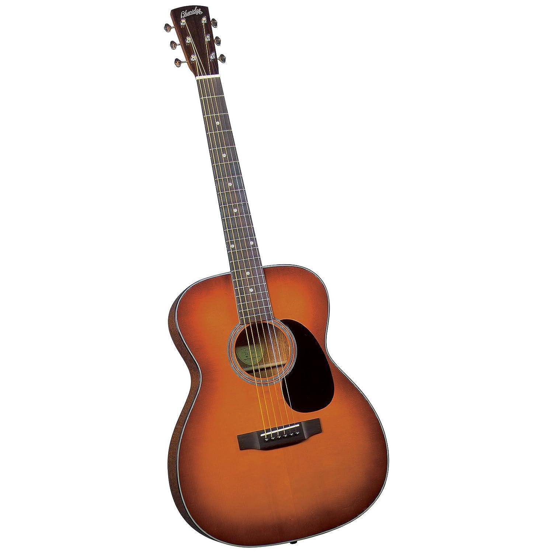 Amazon.com: Blueridge BR-43AS Contemporary Craftsman Series 000 Guitar -  Sunburst: Musical Instruments