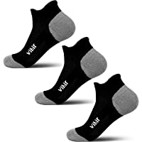 Anti-Blister Running Socks -Track Socks Women Men For Marathon Runners, No Show Low Cut Comfort Sweat Resistant Socks…