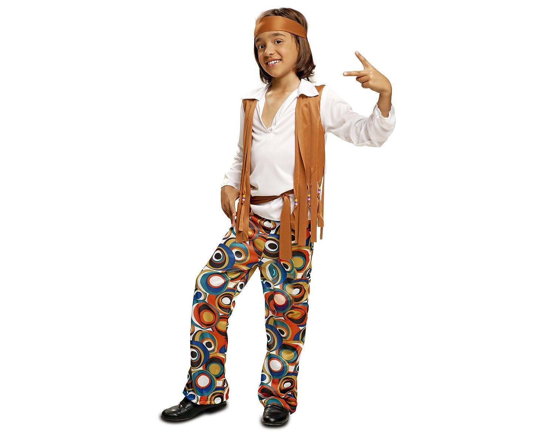 My Other Me Me - Disfraz de Hippie para niños, talla 7-9 años ...