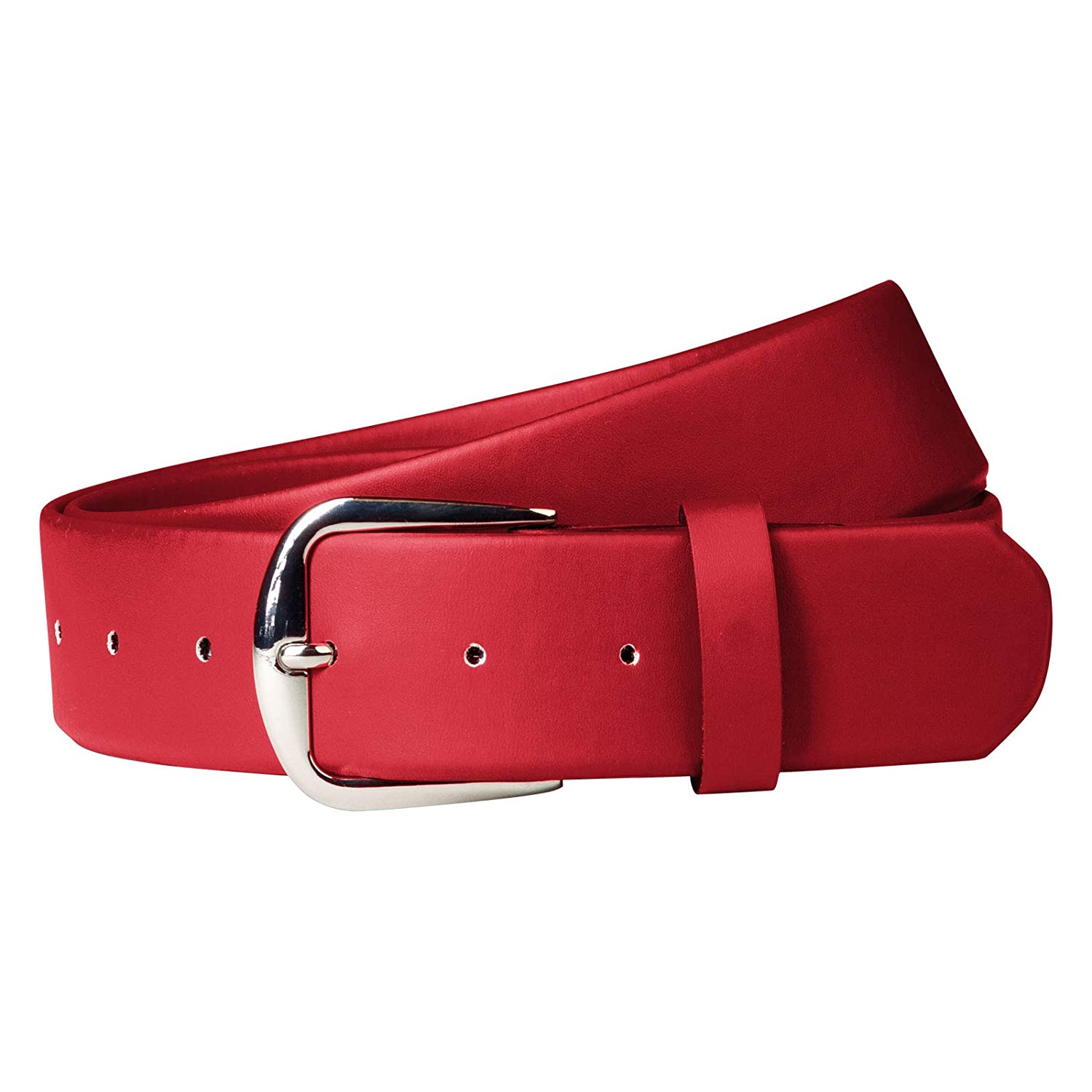 CHAMPRO Baseball//Softball Athletic Stretch Belt 2 1//2; Adult; Scarlet