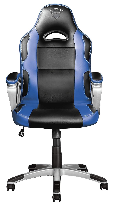 Progettata per Offrire Ore di Confortevoli Sessioni di Gioco Trust GXT 705 Ryon Sedia Gaming Ergonomica Rosso