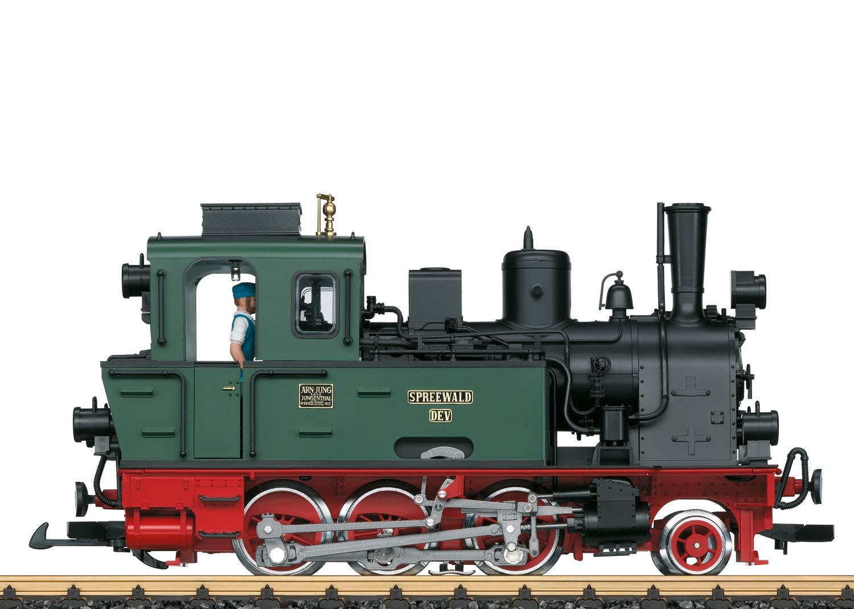LGB L24742 DEV Dampflok Spreewald