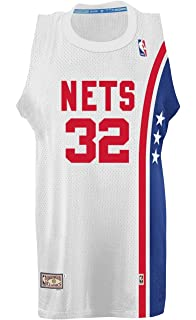 3e6d0432bdd ... Autographed Jerseys Julius Erving New York Nets Adidas NBA Throwback  Swingman Jersey - White ...