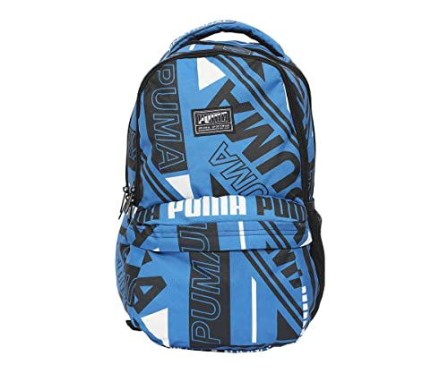 Puma Academy Backpack IND Strong Blue-PU