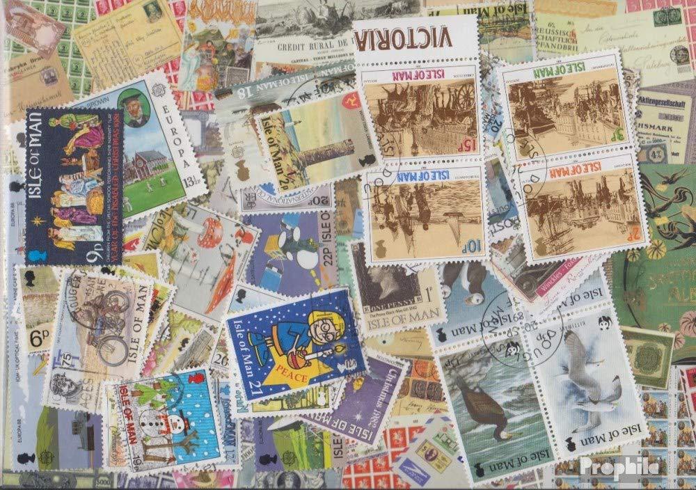 precios bajos todos los dias Prophila Collection Collection Collection Gran Bretaña - Isla Hombre 500 Diferentes Sellos (Sellos para los coleccionistas)  Todo en alta calidad y bajo precio.