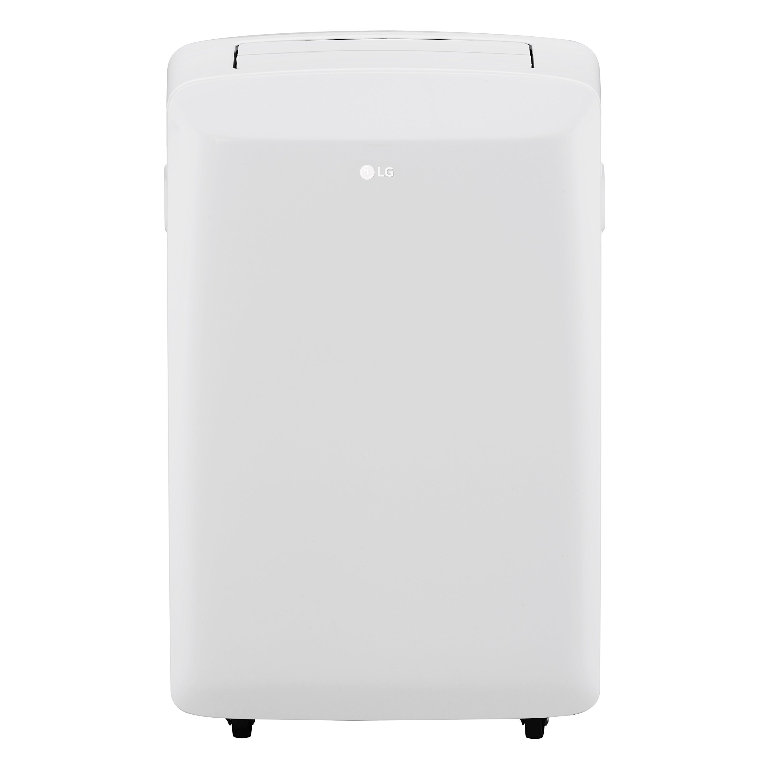 LG LP0817WSR 115V Portable Air Conditioner with Remote Control in White for Rooms up to 150-Sq. Ft. by LG