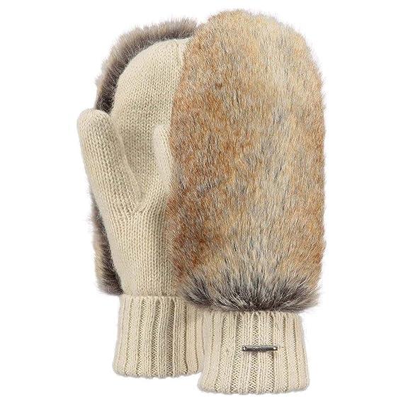 3a6096e565f0c Barts 2896007 Ladies Amaranth Beige Paws: Amazon.co.uk: Clothing