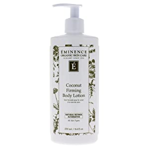 Eminence Organics Coconut Firming Body Lotion, 8.4 fl. Ounce