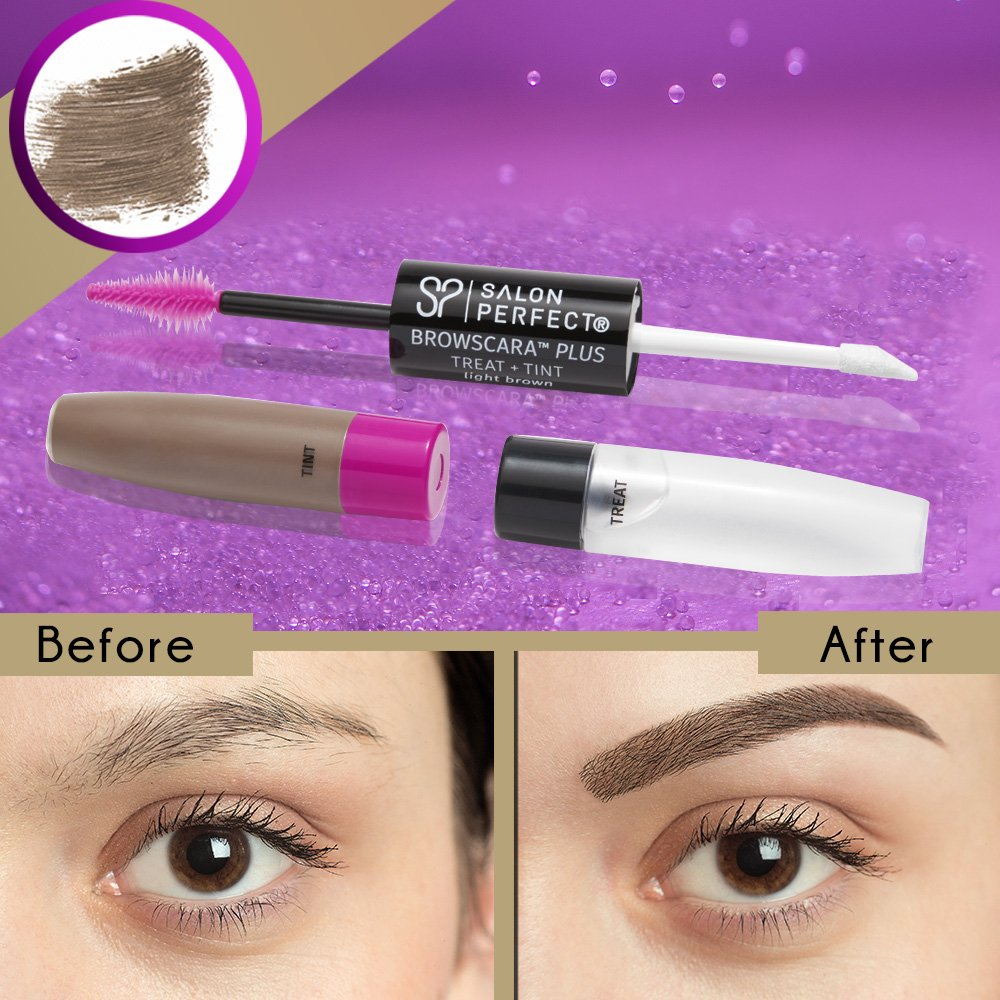 Amazon Browscara Plus Treat Tint Conditioning Brow Serum