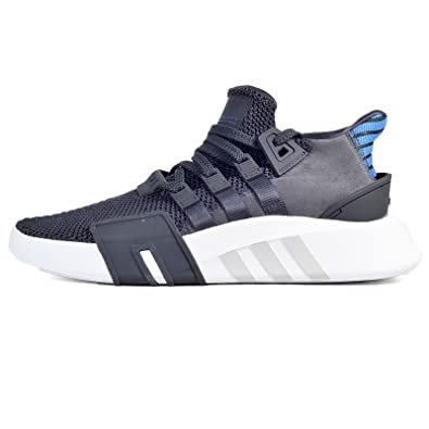 27a1cbb0959e adidas Men EQT Bask ADV Black Carbon Collegiate Royal Size 6.0 US