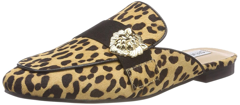 Steve Madden Karisma Flat (Leopard), Mocasines para Mujer: Amazon.es: Zapatos y complementos