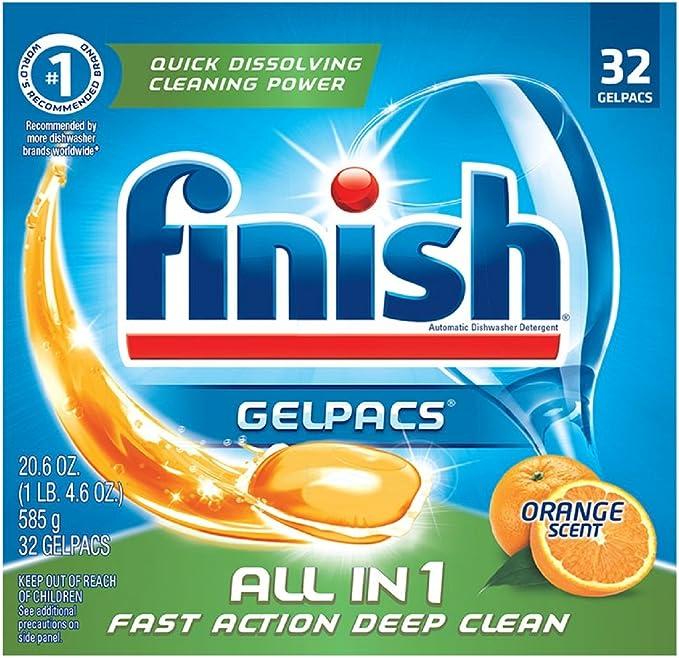 Amazon.com: Pastillas de detergente para lavavajillas, color ...