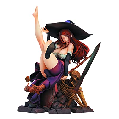 Max Factory Dragon's Crown: Sorceress PVC Figure (1:7 Scale): Toys & Games