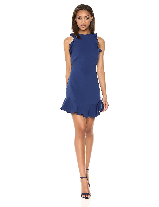blueeprint LIKELY Womens Standard Scallop Manhattan Dres