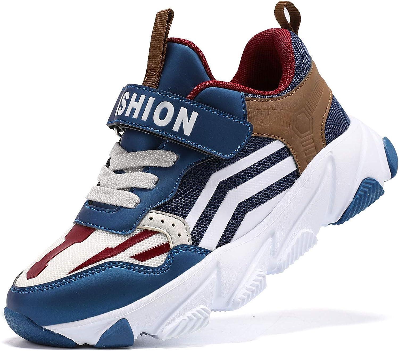 Chaussures de Running gar/çon Course Outdoor Sneakers Mode Basket Mixte Enfant