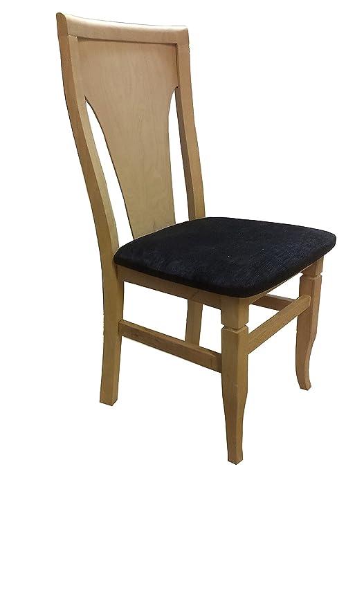 PJ: 2 sillas de Comedor Elegantes de Madera Maciza. El ...