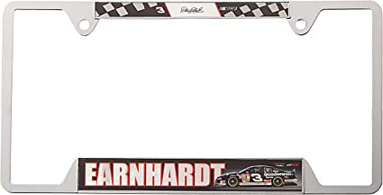 NASCAR Metal License Plate Frame