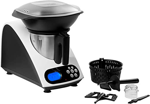 Medion MD 16361 Robot de cocina con función de cocción, potencia ...