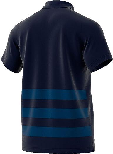 adidas AB Parley Polo - Polo Hombre: Amazon.es: Ropa y accesorios