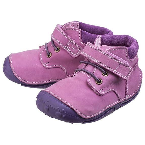 Hush Puppies Baby Mädchen Lily Stiefel, Pink, 18 EU