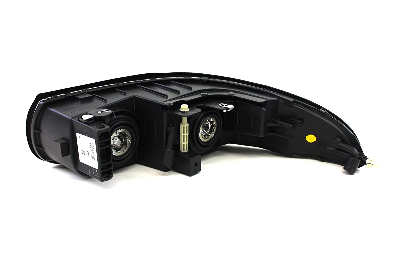 Genuine GM Parts 25769598 Passenger Side Headlight Assembly Composite