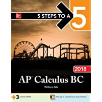Amazon best sellers best calculus 5 steps to a 5 ap calculus bc 2018 fandeluxe Choice Image