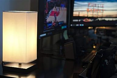 Kira Home Lucerna & Lucerna II - Lámpara de mesa: Amazon.es: Iluminación