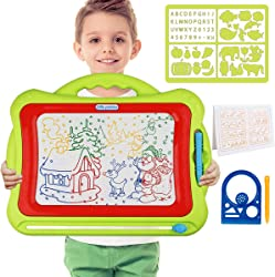 Top 10 Best Magnetic Doodle Drawing Board For Kids (2020 Reviews & Buying Guide) 8