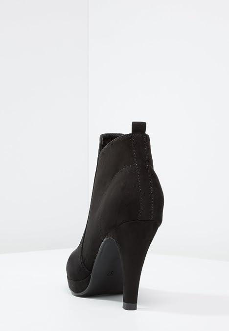 53984232056ad8 Anna Field Bottines à Talons pour Femmes en Noir, Taille 38: Amazon.fr:  Chaussures et Sacs