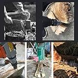 MOLLG Wood Splitter, Firewood Machine - Heavy